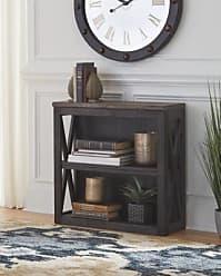 Ashley Furniture Tyler Creek 29 Bookcase, Grayish Brown/Black