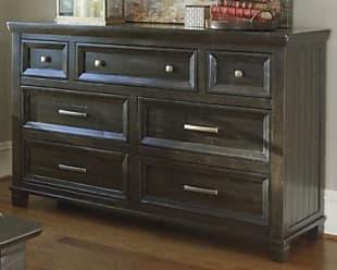 Ashley Furniture Townser Dresser, Grayish Brown
