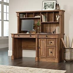 Sauder Palladia Computer Desk With Hutch - 420713