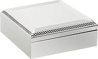 Waterford Wedgwood with with Love Keepsake Box, 7.5, Silver