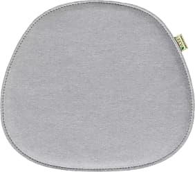 Metz Textil U0026 Design Violan Sitzkissen Für Eames Side Chair Silver Grey