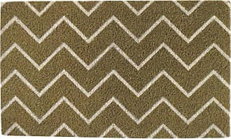 First Impression Tufted Chevron Outdoor Door Mat - A1HOME200080