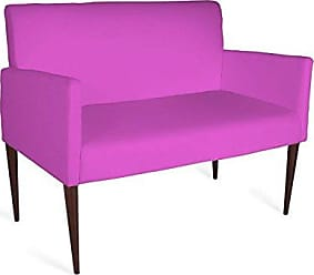 Prospecto Cadeira Mademoiselle Plus 2 Lugares - Lilas