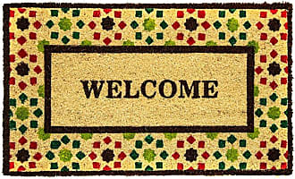 Dynamic Rugs Aspen Multicolor Welcome Door Mat - AS232963999