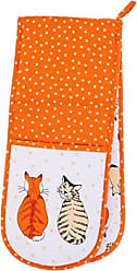 Ulster Weavers Cats in Waiting Double Oven Glove
