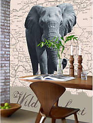 Ideal Decor Wild Safari Wall Mural - DM431