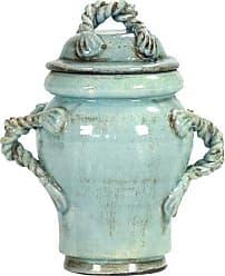 Zentique Zentique Pottery, Small, Blue