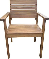 Gartenstühle holz grau  Gartenstühle in Grau: 23 Produkte - Sale: ab 16,36 € | Stylight