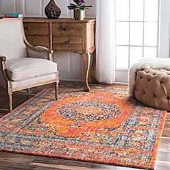nuLOOM Persian Vintage Olivia Rug, 5 x 7 5, Orange