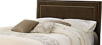 Hillsdale Furniture 1554-570 Amber Headboard Without Frame Queen Chocolate