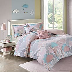Urban Habitat Cloud Duvet Cover Set, Full/Queen, Pink