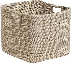 Colonial Mills Carter Basket, 15x15x16, Natural
