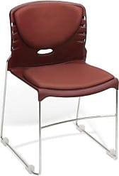 OFM 320-VAM-4PK-603-OFM Stack Chair Wine