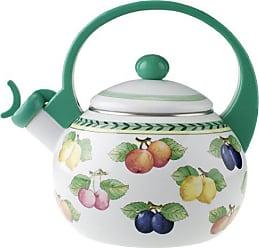 Villeroy & Boch 1454807021 French Garden Tea Kettle, 9 Inches, Multi