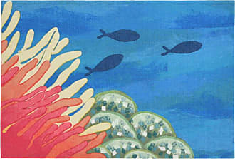 Liora Manne Illusions Reef & Fish Indoor/Outdoor Doormat - ILU12329217