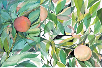 Marmont Hill Fruit Trees Painting Print on Wrapped Canvas - MH-KLONGO-01-C-18