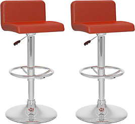 Excellent Bar Stools In Red 28 Items Sale Up To 60 Stylight Gmtry Best Dining Table And Chair Ideas Images Gmtryco