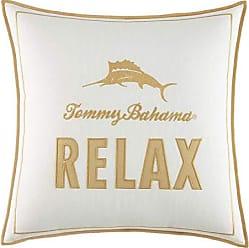 Revman International Tommy Bahama Loredo Gardens Pillow, 16x16, Orange