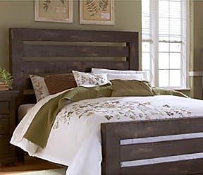 Progressive Furniture P612-60 Willow 5/0 Queen Slat Hdbd, 66 x 3 x 58, Black
