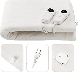 Costway Low-Voltage Electric Heated Blanket with 5 Temperature Modes