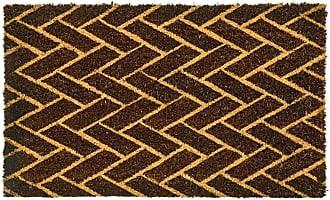 Dynamic Rugs Vale Chevron Doormat - VA233454910