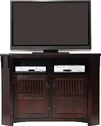 American Heartland Poplar Corner TV Stand - Assorted Finishes, Size: 50 in. - 85737EAM