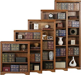 Eagle Furniture Oak Ridge Customizable Open Bookcase, Size: 36 in. - 93336NGMD