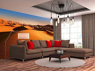 Ideal Decor Desert Landscape Wall Mural - DM976