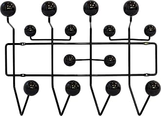 Ór Design Cabideiro Charles Eames Hang it All Preto