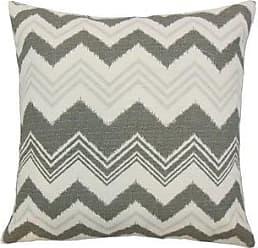 The Pillow Collection Quirindi Zigzag Bedding Sham Orange King//20 x 36
