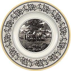 Villeroy & Boch Audun Ferme Salad Plate Set of 6 by Villeroy & Boch - 8.5 Inches