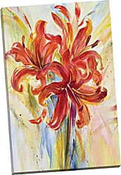 Portfolio Canvas Decor Portfolio Canvas Decor Happy Splash I by Carson Wrapped/Stretched Canvas Wall Art, 24 x 36
