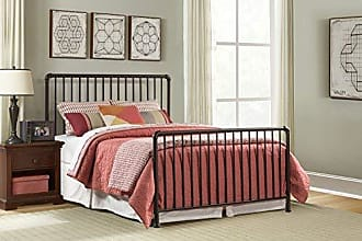 Hillsdale Furniture 2099BQR Brandi Bed Set, Frame Included Queen Oiled Bronze