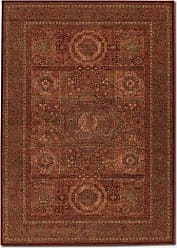Couristan Couristan 1383/3890 Old World Classics Mamluken/Burgundy 4-Feet 6-Inch by 6-Feet 6-Inch Rug