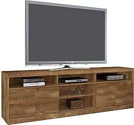 JCM Movelaria Rack Pinheiros Para TV Até 60 Polegadas Nobre JCM Movelaria