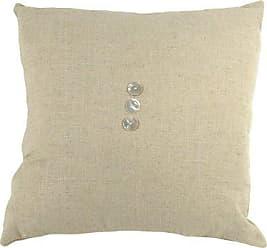 Zentique Zentique Natural Throw Pillow