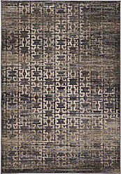 Linon Linon Jewell Collection Vintage Maze Blue 5x76, 5 x 76