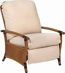 Woodard Glade Isle Patio Cushion Outdoor Reclining Lounge Chair - 1T0435