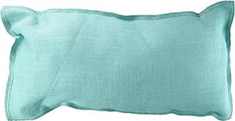 LA Linen Pack-1 Burlap Pillow10 by 20-Inch, Mint