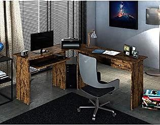 Zanzini Móveis Mesa Para Escritório Zanzini Móveis Max L 1 Gaveta Demolição