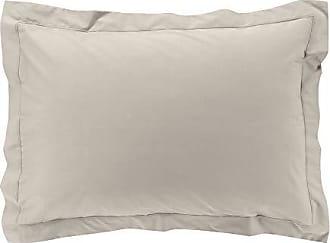 colore: antracite//bianco Cotone antracite//bianco 50x70x70 cm Federa cuscino volante piatto in cotone Douceur dInt/érieur Optic