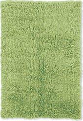 Linon Linon New FLOKATI Emerald 2X4, 2.4 x 4.3, Green