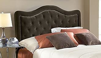 Hillsdale Furniture 1554-572 Trieste Without Bed Frame Queen Headboard, Chocolate