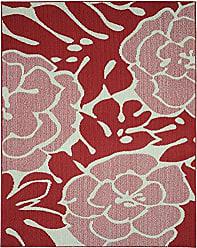 Garland Rug Valencia Area Rug, 8 x 10, Santa Fe Coral/Ivory