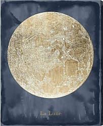 Hatcher & Ethan Hatcher and Ethan La Luna Canvas Wall Art - HE15548_17X20_CANV_XHD_HE