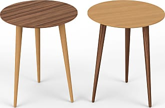 mycs couchtisch eiche holz eleganter sofatisch beste qualitat einzigartiges design 40