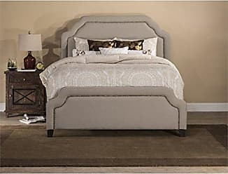 Hillsdale Furniture 1933BQR Carlyle Queen Bed Light Taupe