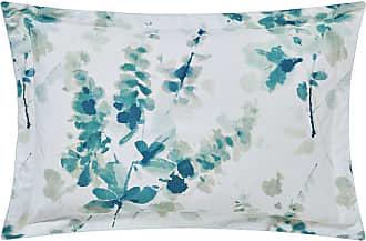 Sanderson Delphiniums Oxford Pillowcase - Mint
