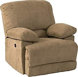 CorLiving LZY-392-R Lea Collection Recliner Brown