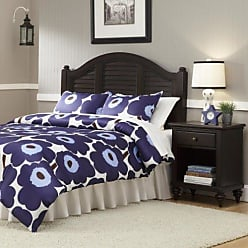 Home Styles Bermuda King Expresso Headboard and Night Stand by Home Styles